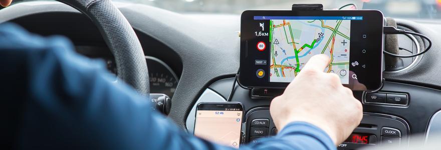 La géolocalisation par GPS