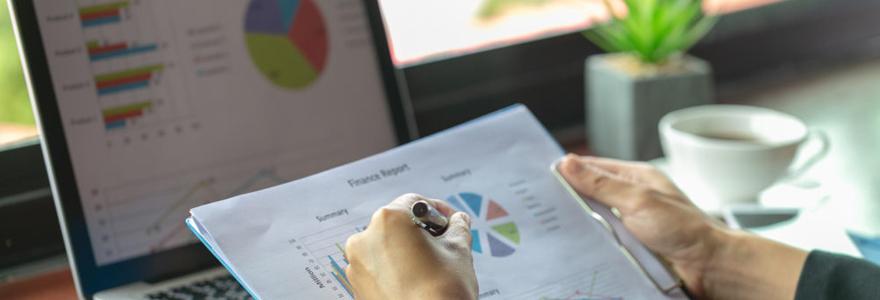 Logicielles de comptabilité pour les entreprises